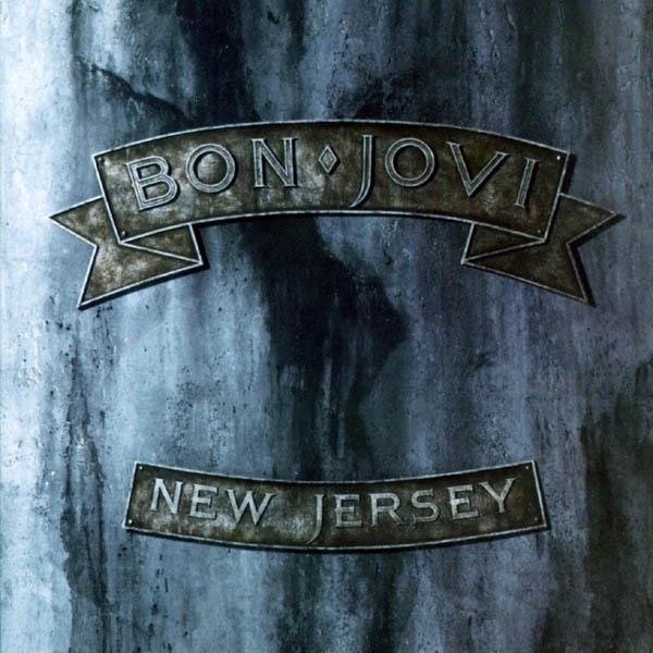 Bon Jovi - New Jersey-Front